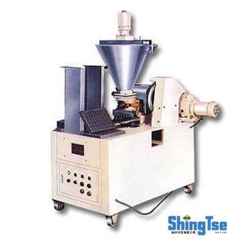 AUTOMATIC CHOCOLATE CANDY FILLING MACHINE